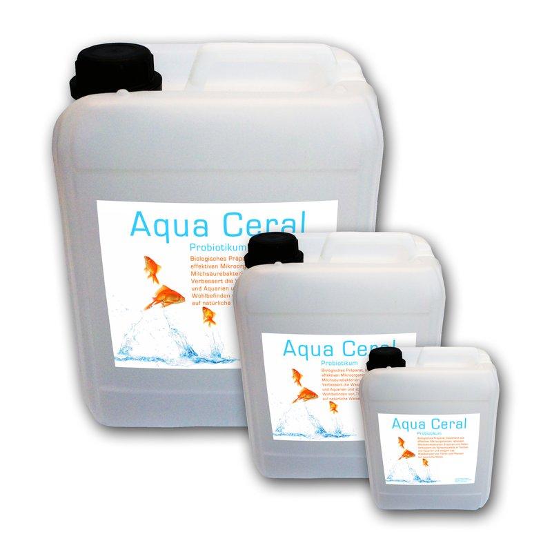 aqua ceral probiotikum milchs urebakterien lebende filterbakterien starterbakterien. Black Bedroom Furniture Sets. Home Design Ideas